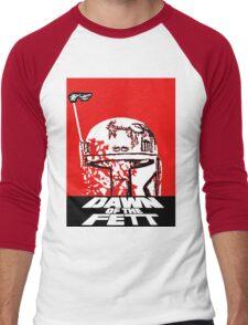 DAWN OF THE FETT Men's Baseball ¾ T-Shirt
