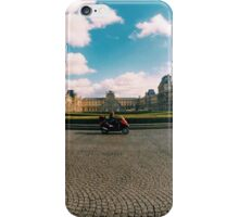 Moto Louvre iPhone Case/Skin