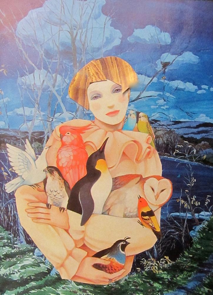 Daughter by Kanchan Mahon