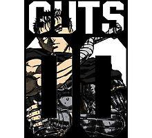Guts - Berserk  Photographic Print