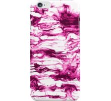 Ink - Pink iPhone Case/Skin