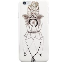 Three Symbols of Spirituality iPhone Case/Skin