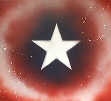 the first avenger by PeonyPaints