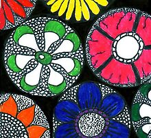 Flower power by Tiffany Milne