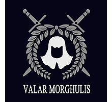 Game of Thrones: The Faceless Men (Valar Morghulis) Photographic Print