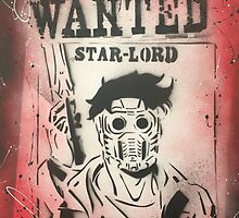 Star Lord by PeonyPaints