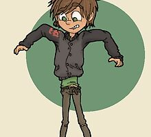 It's a Bit Big On You, Hiccup by OrbManson7
