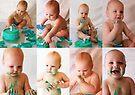 Happy Birthday Collage  by Evita