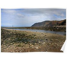 Lynmouth Beach IV Poster