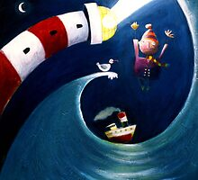 The romantic life of a lighthouse keeper by Neil Elliott