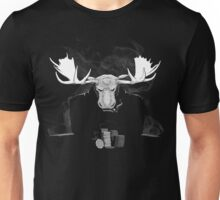 A Bluffing Moose? Unisex T-Shirt