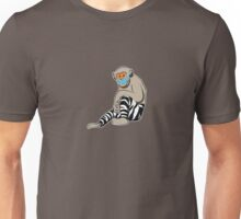 Himalayan zebra monkey proper! Unisex T-Shirt