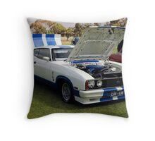 Australian Muscle Throw Pillow