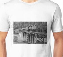0931 Walhalla Goldfields Railway    Unisex T-Shirt