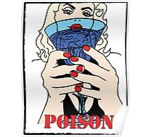 WHAT'S YOUR POISON Poster