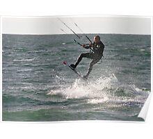 Kite Surfer 2 Poster