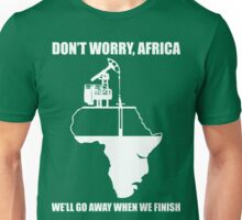 Don't Worry, Africa Unisex T-Shirt