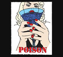 What's your poison? Womens Fitted T-Shirt