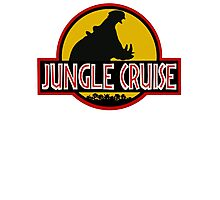 Jungle Cruise Park (NO TEXT) Photographic Print
