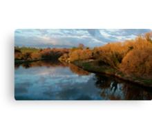 Boyne River Canvas Print