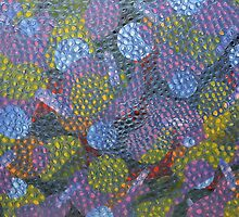 Web of Life by Holly Cannell - Abstract by hollycannell