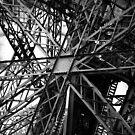 Eiffel Tower structure by Alexander Meysztowicz-Howen