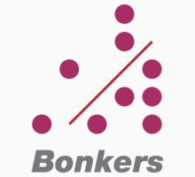 Bonkers - Connect 4 Abstract by tristanmillward