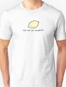 Lemongritte - fine art adventure time mash-up! Unisex T-Shirt
