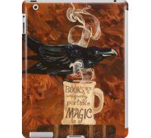 Book Magic iPad Case/Skin