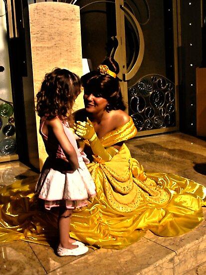 Small Princesse Talk by terrebo