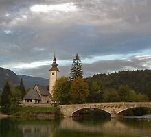 Lake Bohinj by Andy  Christopherson