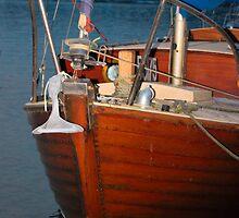 Boat by aejharrison