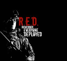 Remember Everyone Deployed by milpriority
