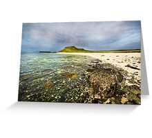 Corel Bay - Isle of Skye - Scotland Greeting Card