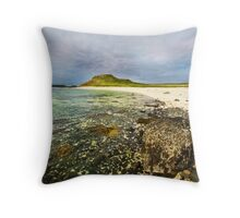 Corel Bay - Isle of Skye - Scotland Throw Pillow