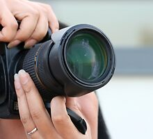 The world through her lens by wise