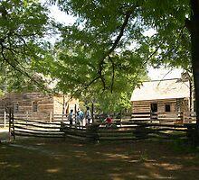 Bennitt Place  Historical Site by Berk Nash
