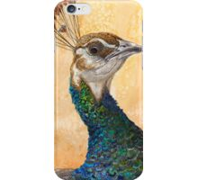 Peahen iPhone Case/Skin
