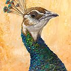 Peahen by Terri Nelson