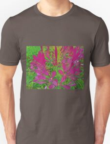 Pink Ground Cover T-Shirt