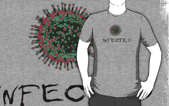 Infected... by TeeArt