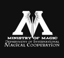Ministry of Magic - International Cooperation by Fawkes