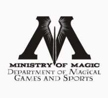 Ministry of Magic - Games & Sports by Fawkes