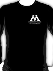 Ministry of Magic - Games & Sports T-Shirt