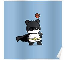 BatPanda and a Robin Poster