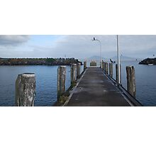 Crowdy Head Harbour Jetty Photographic Print