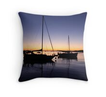 Quindalup 2 Throw Pillow