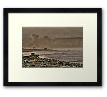 Seascape_5964 Framed Print