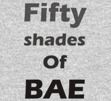 Fifty shades of BAE by BrokenYokeEnt