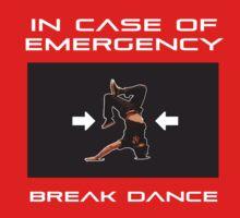 In case of emergency.... by w1ckerman